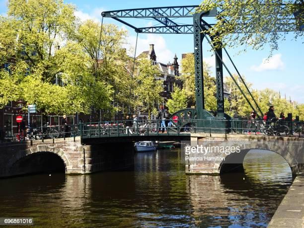 Aluminiumbrug, Staalstraat, Amsterdam