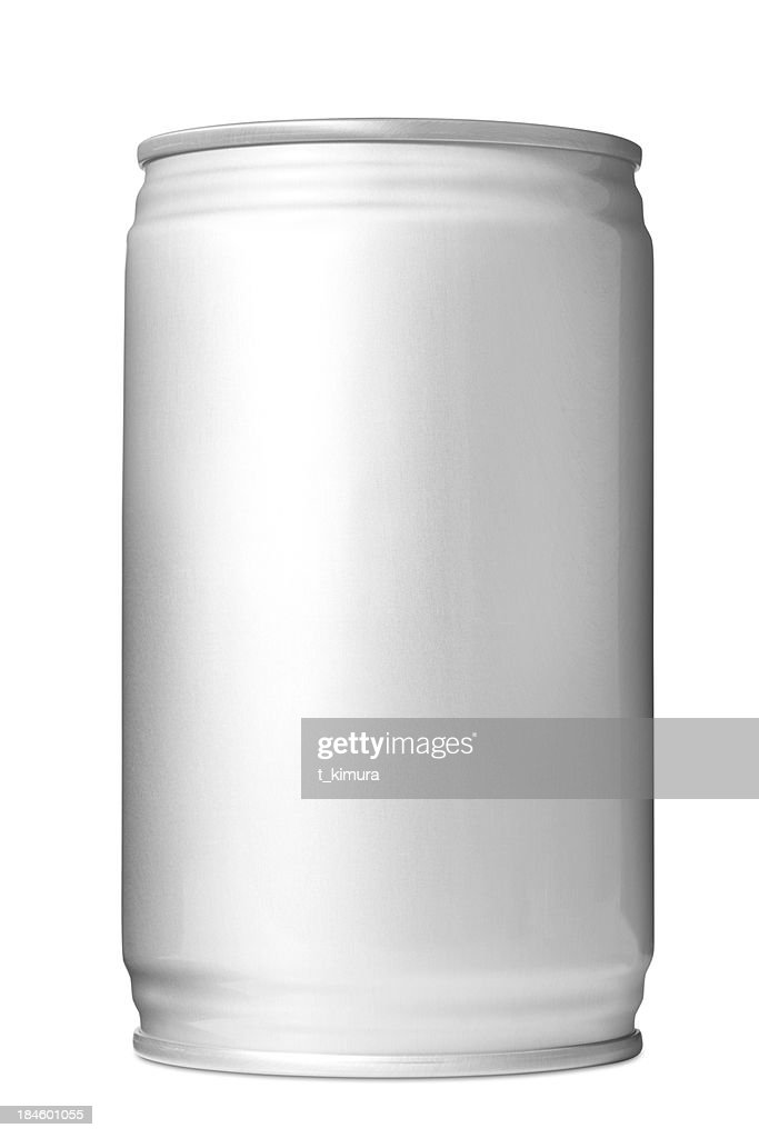 Aluminum Drink Can : Stock Photo