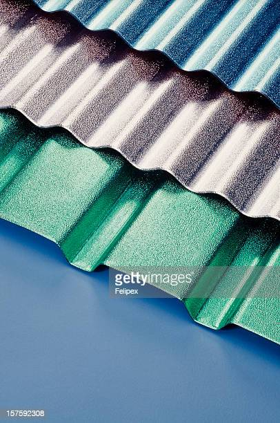 Aluminum Roof Tiles