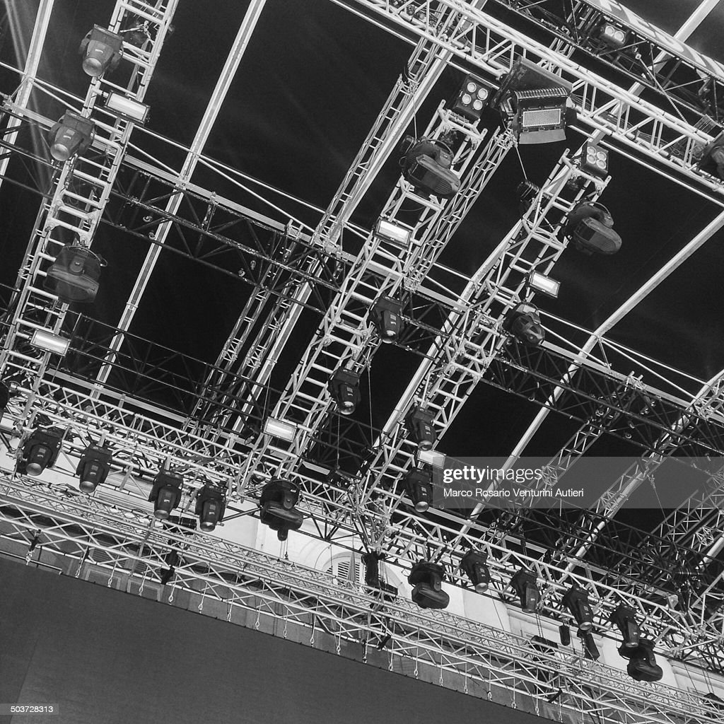 Aluminum Truss For Hanging Equipment For Concert Live Gigs