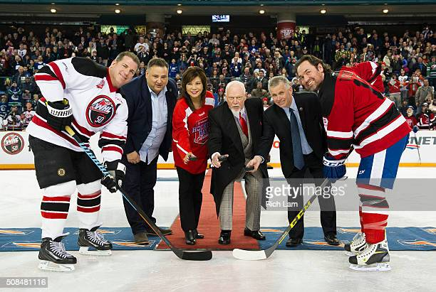 Alumni Mark Recchi Tom Gaglardi owner of the Kamloops Blazers Winnie Leung VicePresident of Scotiabank Don Cherry Ron Robison WHL Commissioner and...