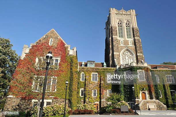 alumni memorial building - bethlehem stock pictures, royalty-free photos & images