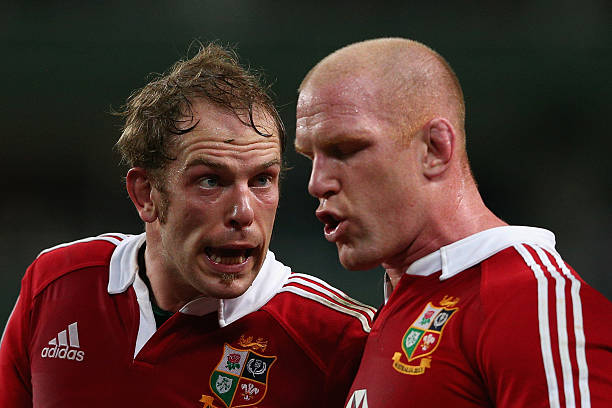GBR: Wales Skipper Alun Wyn Jones Confirmed As British And Irish Lions Captain For South Africa Tour