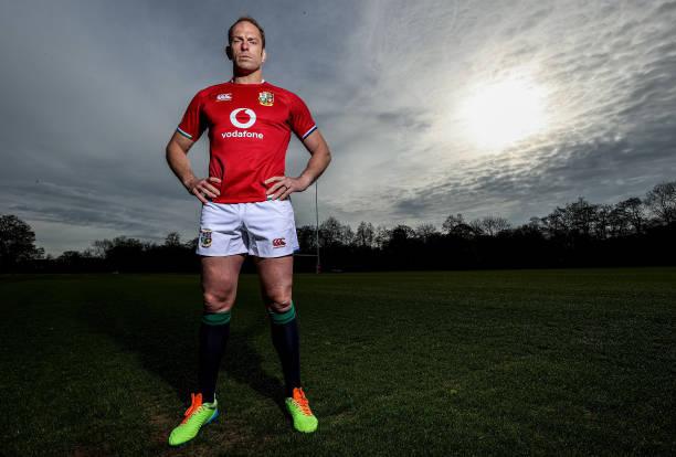 GBR: British & Irish Lions Squad and Captain Announcement