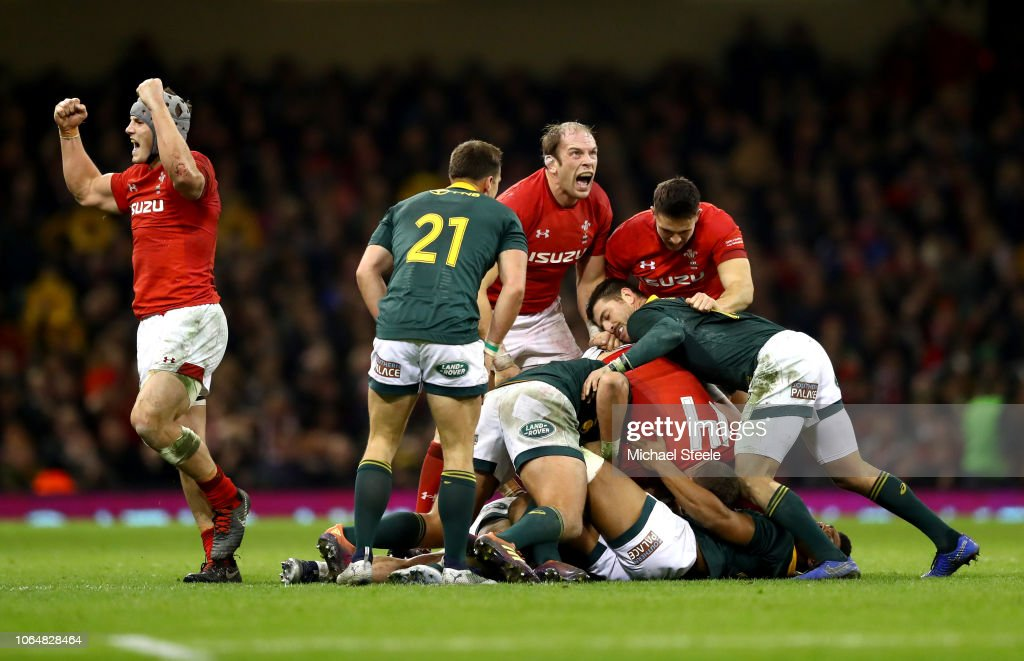Wales v South Africa - International Friendly : News Photo