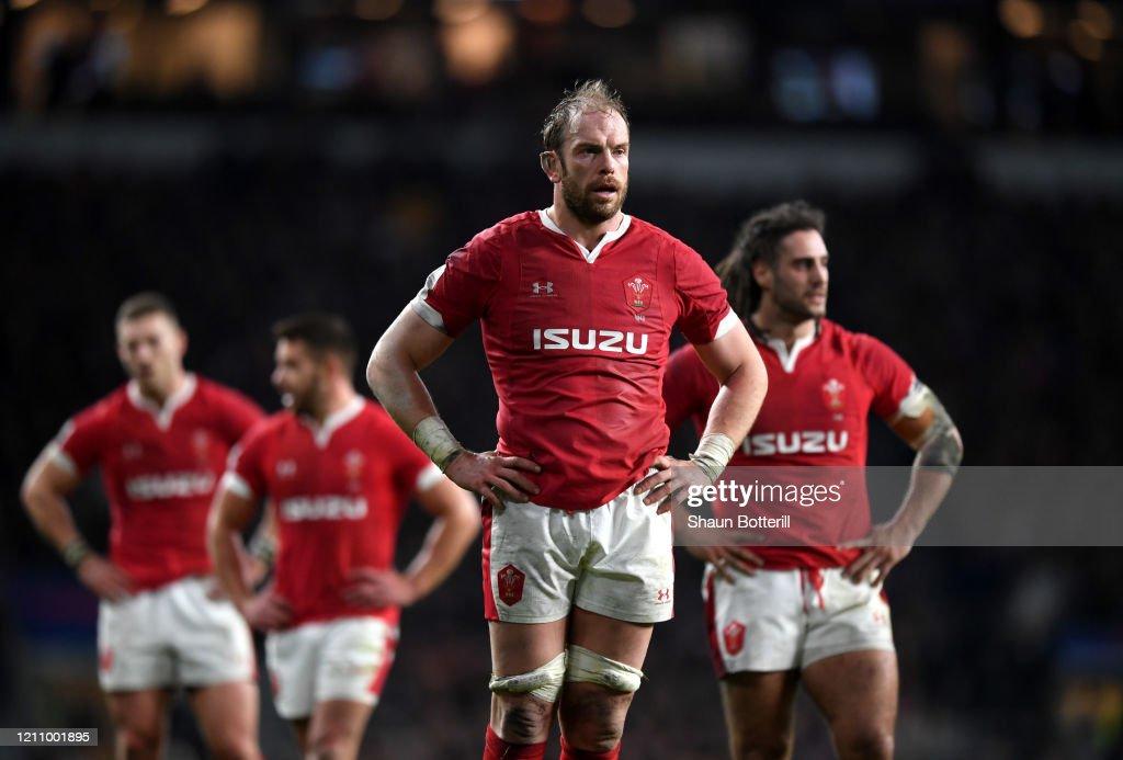 England v Wales - Guinness Six Nations : News Photo