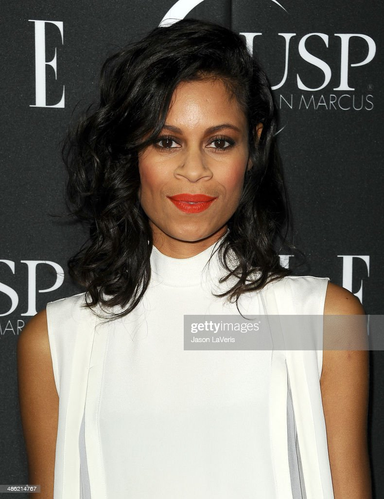 Aluna Francis of AlunaGeorge attends ELLE's 5th annual Women In Music concert celebration at Avalon on April 22, 2014 in Hollywood, California.