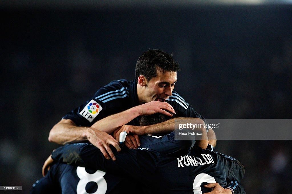 Xerez CD v Real Madrid - La Liga : ニュース写真
