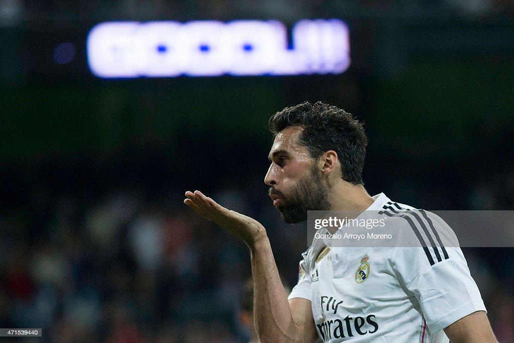 Real Madrid CF v UD Almeria - La Liga : News Photo