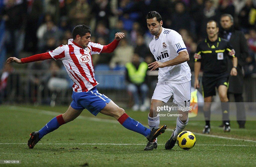 Atletico Madrid v Real Madrid - Copa del Rey