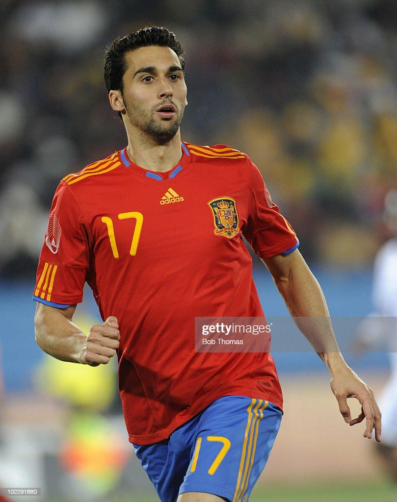 Spain v Honduras: Group H - 2010 FIFA World Cup : ニュース写真