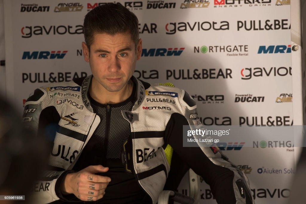 Moto GP Testing - Qatar