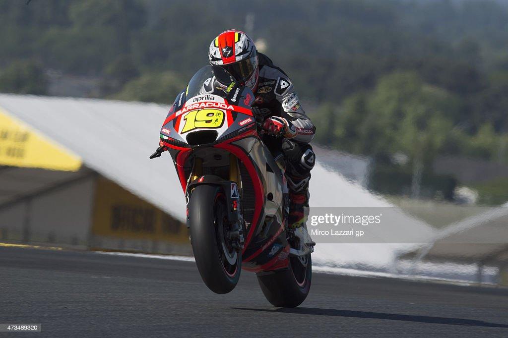 MotoGp of France - Free Practice : News Photo