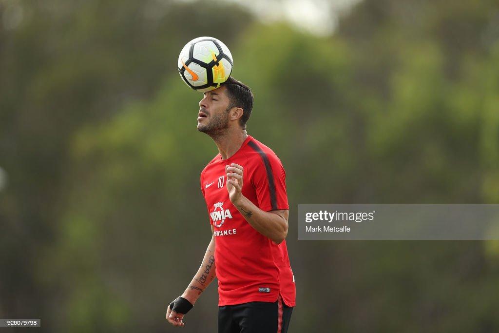 Western Sydney Wanderers Training Session