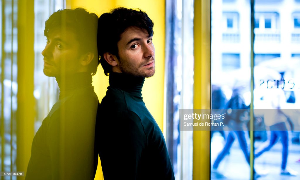 Alvaro Fontalba  Portrait Session in Madrid