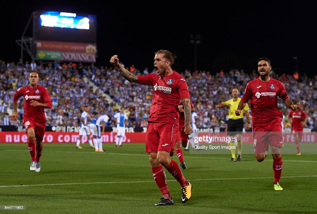 Leganes v Getafe - La Liga : News Photo