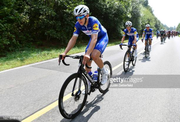Alvaro Jose Hodeg of Colombia and Team Quick-Step Floors / during the 33rd Deutschland Tour 2018, a 157km stage from Koblenz to Bonn / Deine Tour /...