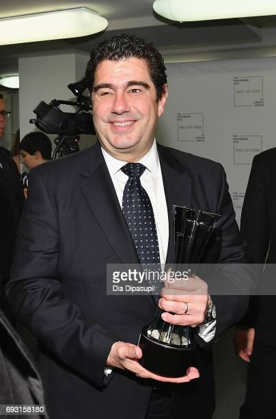 Alvaro Maurizio Domingo attends Lincoln Center Hall Of Fame Gala at the Alice Tully Hall on June 6 2017 in New York City