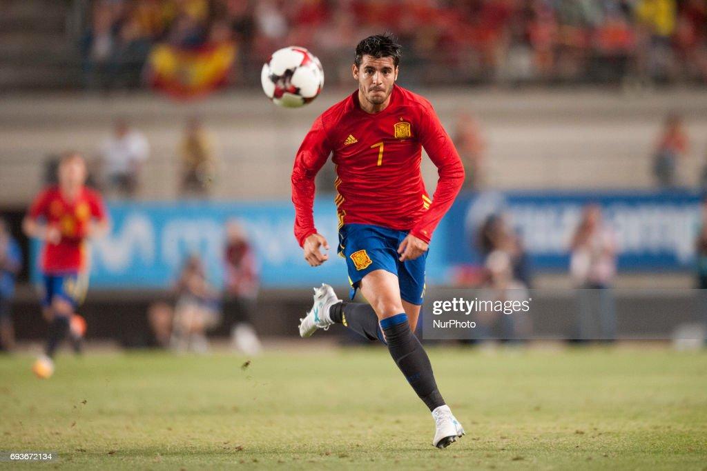 Spain v Colombia - International Friendly : News Photo