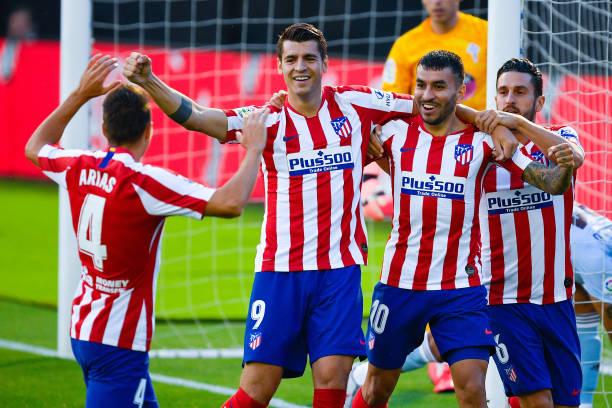 ESP: RC Celta de Vigo v Club Atletico de Madrid  - La Liga