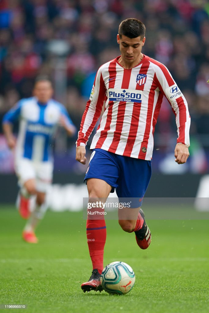 Club Atletico de Madrid v CD Leganes  - La Liga : Nachrichtenfoto