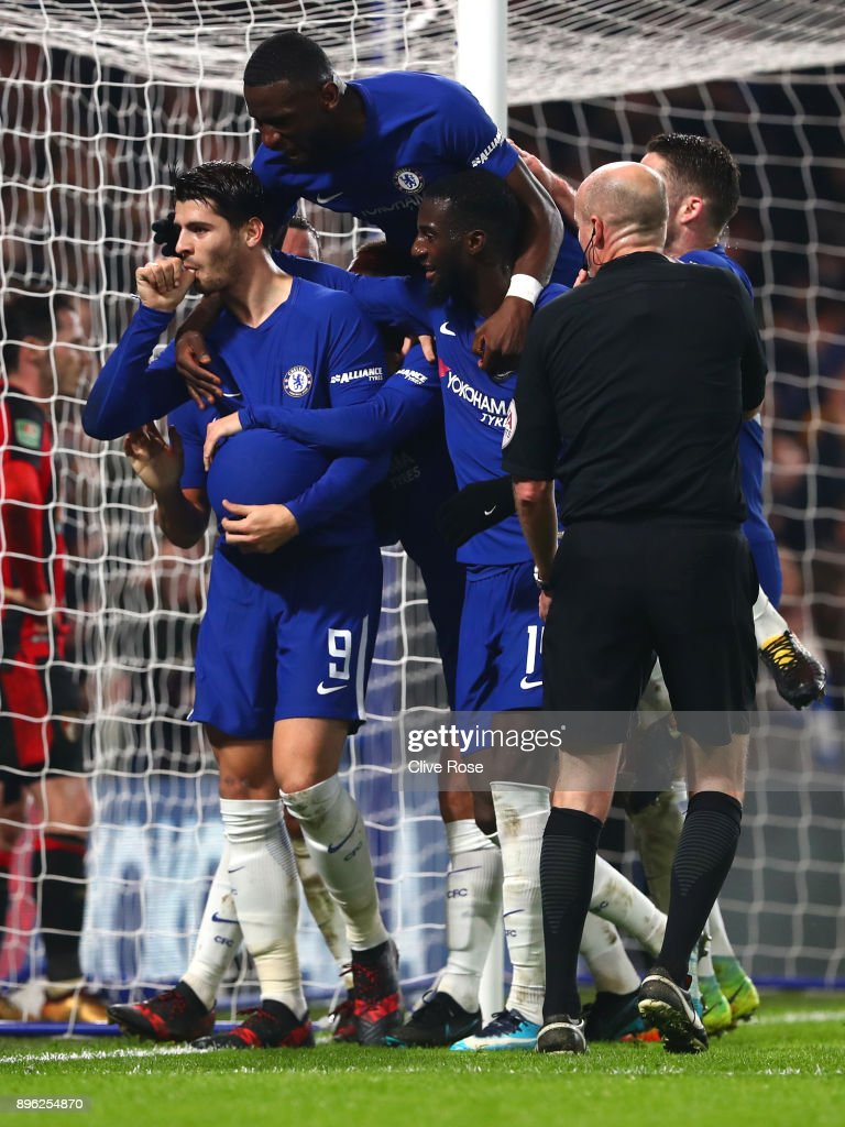 Chelsea v AFC Bournemouth - Carabao Cup Quarter-Final