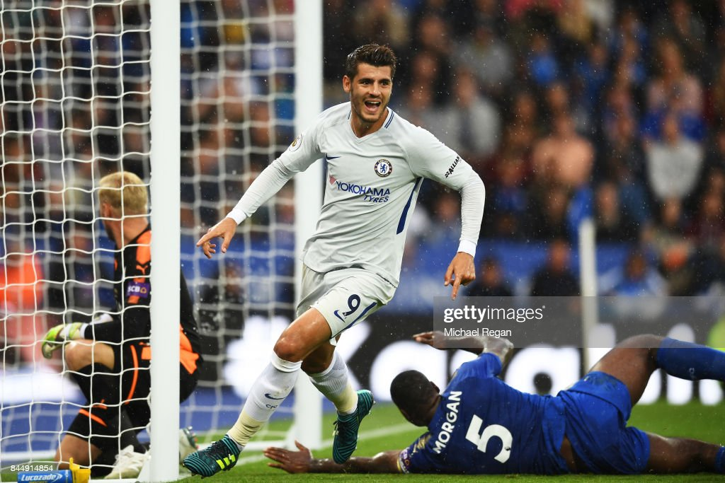 Leicester City v Chelsea - Premier League : News Photo