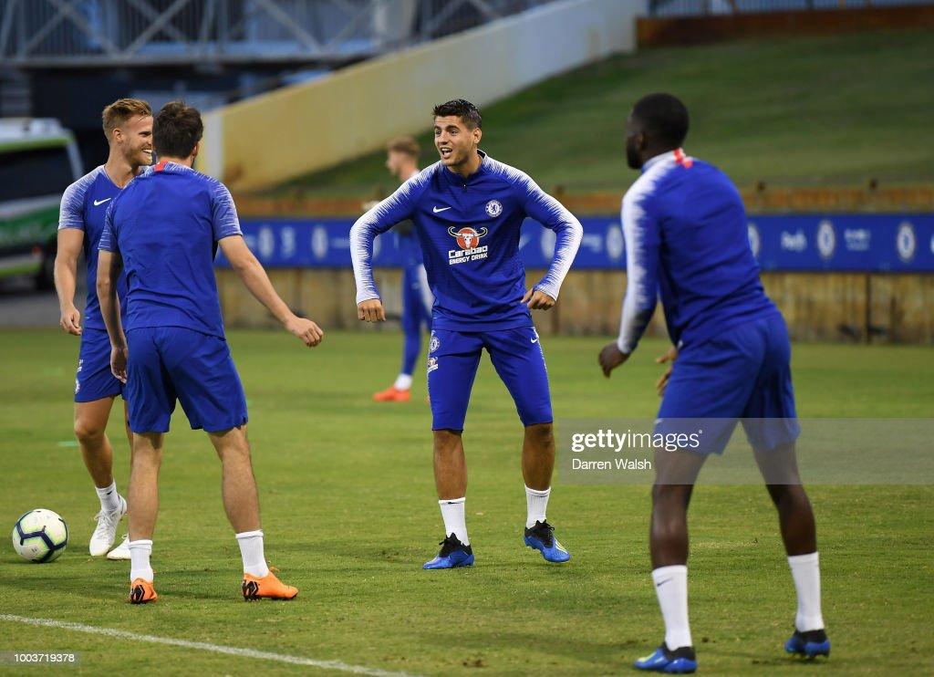 Chelsea FC Pre-Season Tour to Australia - Day Three