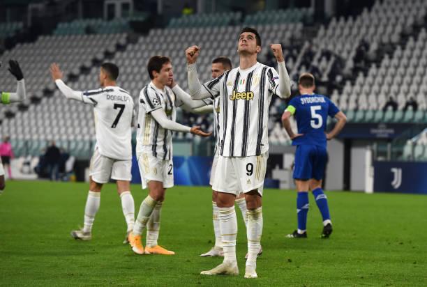 ITA: Juventus v Dynamo Kyiv: Group G - UEFA Champions League