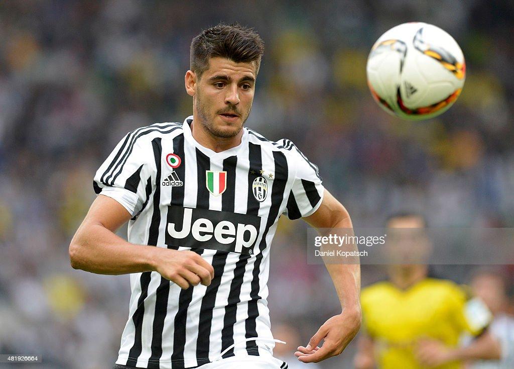 Juventus v Borussia Dortmund - Preseason Friendly : News Photo