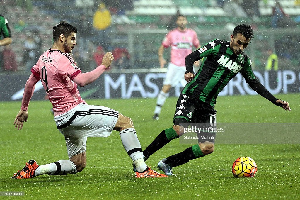 US Sassuolo Calcio v Juventus FC - Serie A : News Photo