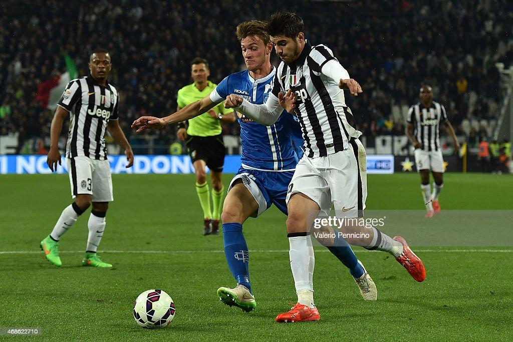Juventus FC v Empoli FC - Serie A : News Photo