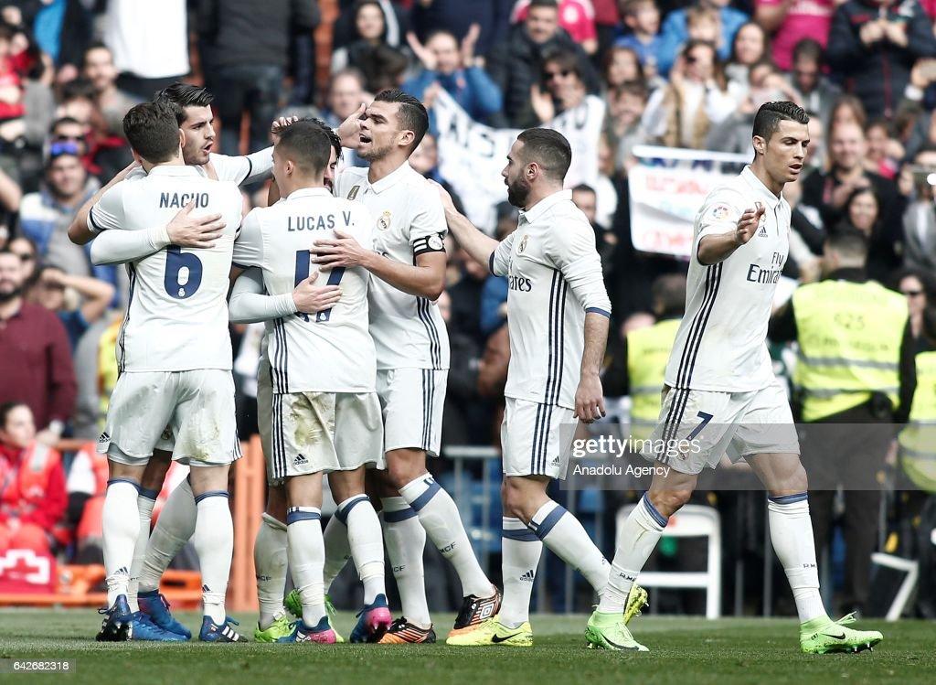 Real Madrid vs Espanyol : La Liga : News Photo