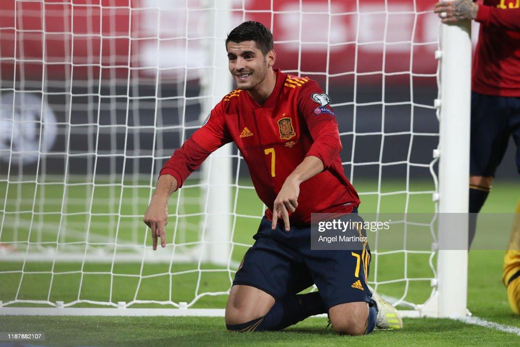 Spain v Malta - UEFA Euro 2020 Qualifier : News Photo