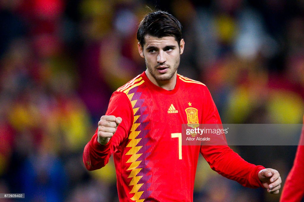 Spain v Costa Rica - International Friendly : News Photo
