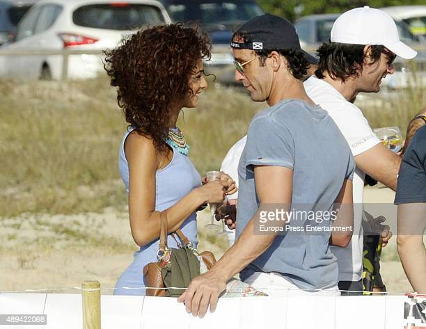 Alvaro Munoz Escassi attends II Polo Playa Tournament on September 19 2015 in Tarifa Spain