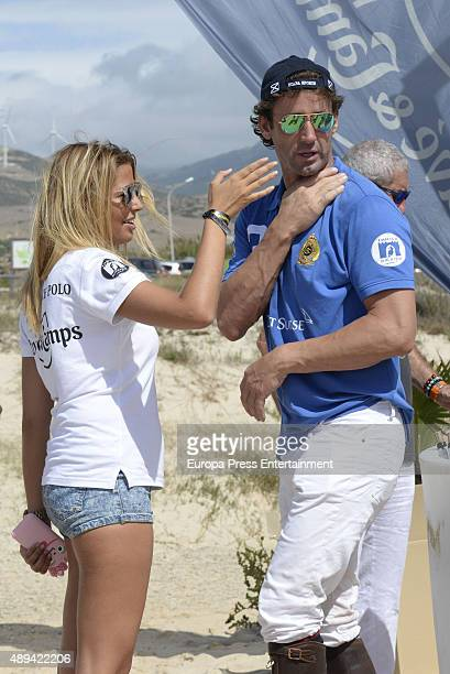 Alvaro Munoz Escassi attends II Polo Playa Tournament on September 20 2015 in Tarifa Spain