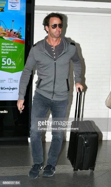 Alvaro Muñoz Escassi is seen on May 19 2017 in Madrid Spain