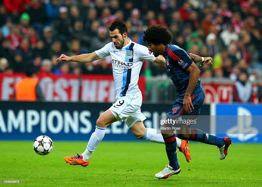 FC Bayern Muenchen v Manchester City - UEFA Champions League : News Photo