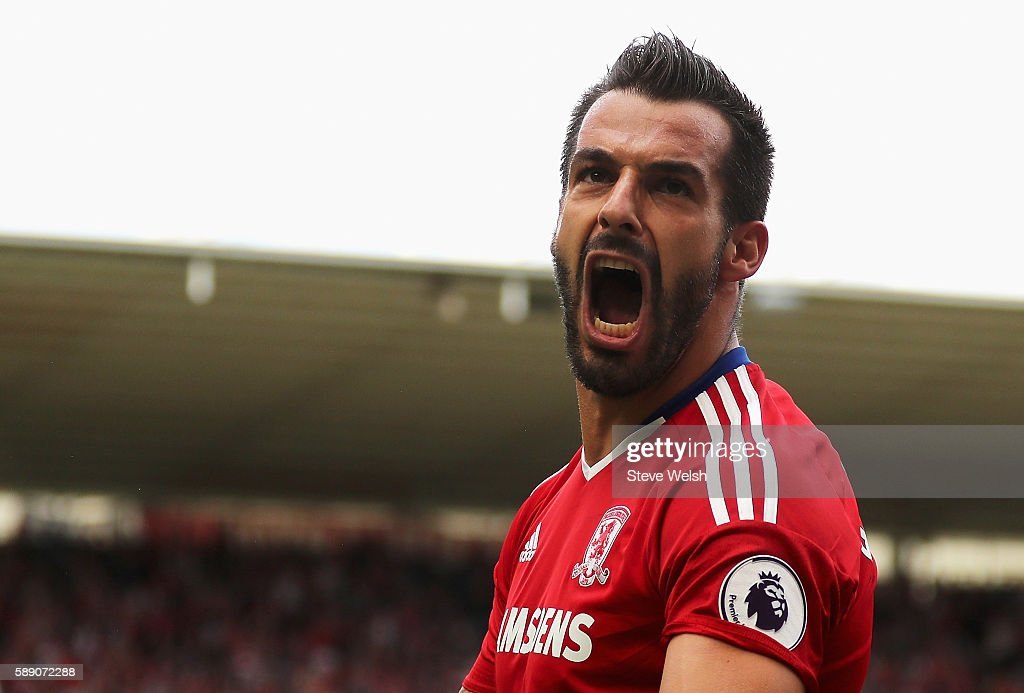 Middlesbrough v Stoke City - Premier League