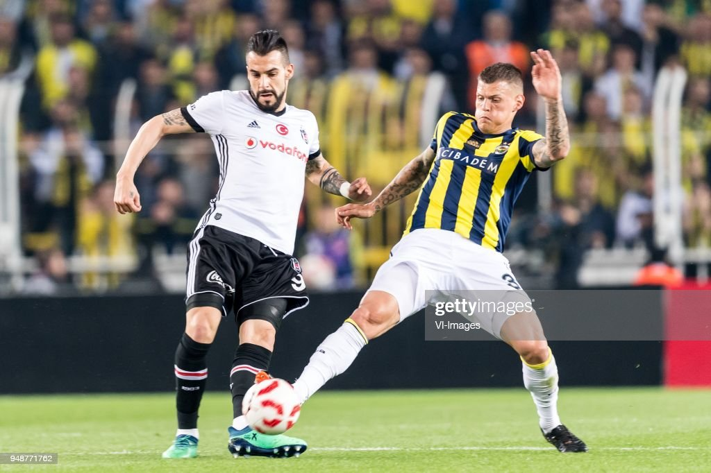 Fenerbahce AS v Besiktas AS - Turkish Cup