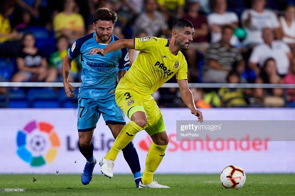 Villarreal CF v Girona FC - La Liga : News Photo