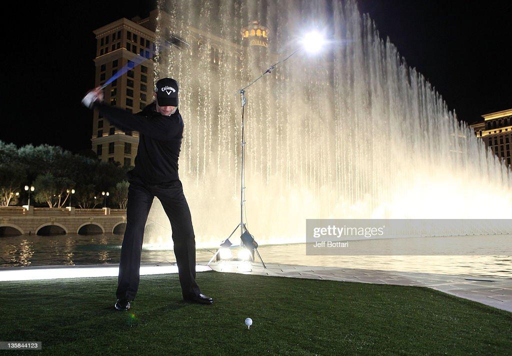 Callaway Golf Epic Demo Production Shoot