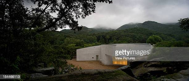 Alvaro Siza Hall Anyang Korea South Architect Alvaro Siza Alvaro Siza Hall