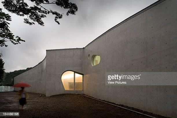 Alvaro Siza Hall Anyang Korea South Architect Alvaro Siza Alvaro Siza Hall