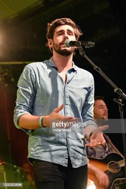 Alvaro Soler during the YouTube Originals party at Festsaal Kreuzberg on September 12 2018 in Berlin Germany