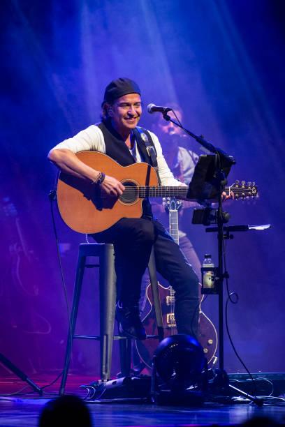 ESP: Los Secretos Concert In Barcelona