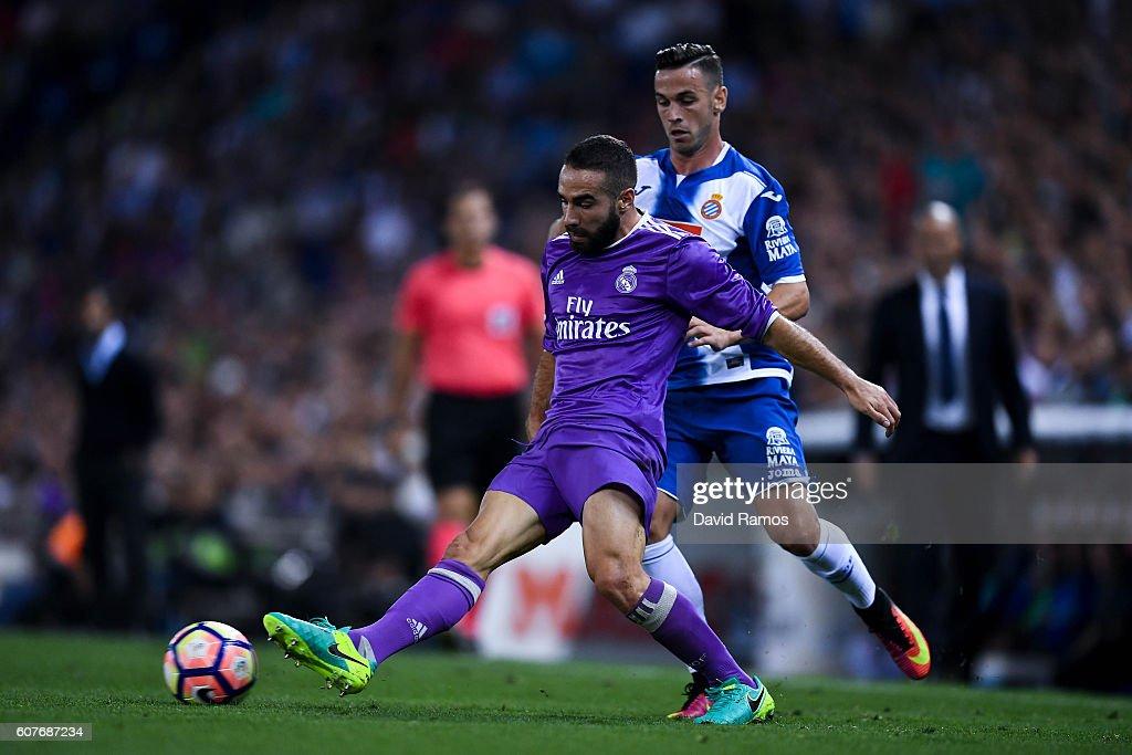 RCD Espanyol v Real Madrid CF - La Liga : News Photo