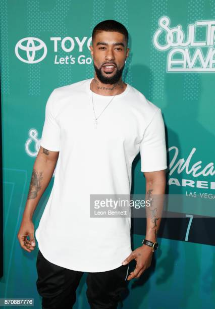 Alvester Martin attends the 2017 Soul Train Awards presented by BET at the Orleans Arena on November 5 2017 in Las Vegas Nevada