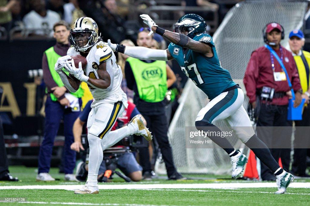 Philadelphia Eagles v New Orleans Saints : News Photo